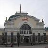 Железнодорожные вокзалы в Кологриве
